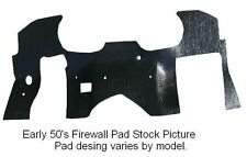 1955 1956 Mercury Car Firewall Pad