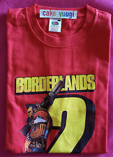 T-SHIRT BORDERLANDS 2 TAILLE L