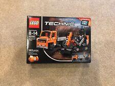Lego Technic 42060 Roadwork Crew - Nisb
