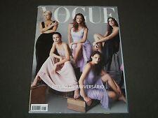 2002 MAY VOGUE BRASIL MAGAZINE NO. 287 - GREAT COVER - FASHION MODELS - O 1286