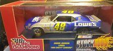1:18 Ertl Racing Champions 1969 Chevy Camaro Jimmie Johnson Lowes