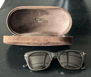 Tom Ford Snowdon Havana FT0237 Men's Sunglasses