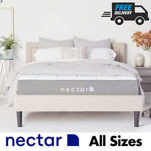 All Sizes Nectar Memory Foam Mattress Bagged with FREE UK Wide Delivery (NEW) ✅