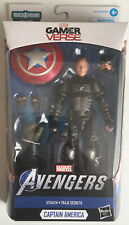 Marvel Legends Captain America Stealth Joe Fixit Build A Figure Series (2020)