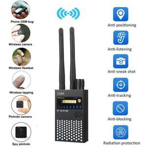 G318A Detektor Wanzen Finder Suchgerät Scanner Sucher Handy Signal GPS Locator