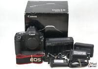 Canon EOS 1D III 10.1MP DSLR Digital camera body boxed 6370 shots 551452