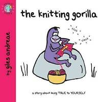 The Knitting Gorilla (World of Happy), Giles Andreae | Paperback Book | Good | 9
