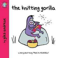 The Knitting Gorilla (World of Happy), Giles Andreae, New Book