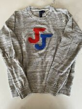 Janie And Jack Boys Sweater Grey Size 12