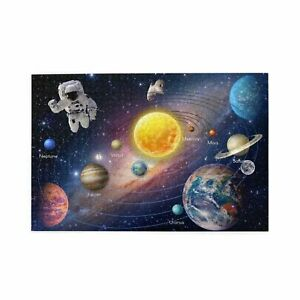 Space Planet Astronau Wooden Jigsaw puzzle Geography Education Toy 1000 PCS