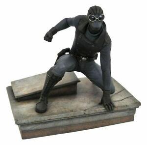 Spider-Man 2018 Marvel Video Game Gallery PVC Statue Spider-Man Noir Exclusive