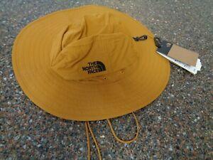 The North Face Horizon Breeze Brim Bucket Hat Timber Tan Adult L / XL NWT Boonie