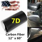 7d Carbon Fiber Vinyl Film Wrap Car Stickers Auto Interior Parts Accessories