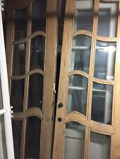 """Storybook Style French Doors 113""""x35"""""""