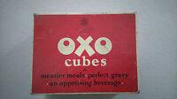 OXO CUBES ORIGINAL TIN BOX