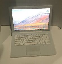 MacBook A1181 2.13ghz 4GB Ram 80GB SSD 10.13 High Sierra