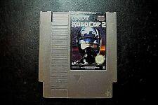 nintendo ness/Robocop 2 / Nintendo NES version francaise