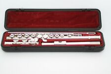 Yamaha YFL-211S Flute Silver plating - Excellent Condition!  Ready To Play [037]