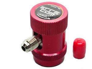 Schnellkupplung KFZ Klimaanlage Adapter Hochdruckseiten Anschluss 1/4 SAE R134a