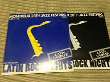 MONTREUX JAZZ FESTIVAL 1994 CD SAMPLER LATIN ROCK - CAFE TACUBA MANA FITO PAEZ