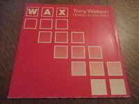 33 tours tony watson presents ghetto in the wax