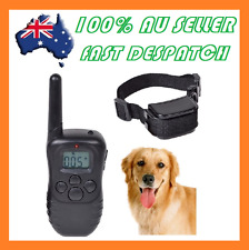 2018 MODEL 3 IN 1 DOG REMOTE TRAINING ANTI BARK VIBRATION STOP BARKING COLLAR