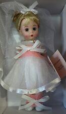 "Madame Alexander- My First Communion - 8"" Occasion Doll 71480 Blonde"