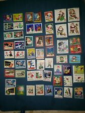 US Mint/Unused Christmas Seals 56 Different starting in the 1930's