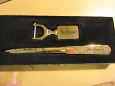 Bally's THE GRAND Casino LETTER OPENER & KEYCHAIN