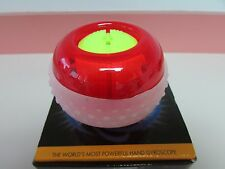 New Force Ball Gyro Wrist /Arm Excise Ball With LED Light Multi Color-Red/Green