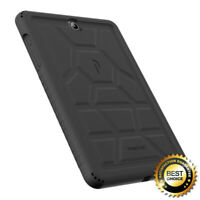 For Samsung Galaxy Tab S2 9.7 | Poetic [Anti-Slip] Black Silicone Cover Case