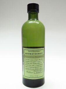 Bath Body Works Aromatherapy Eucalyptus Spearmint Tension-Release Massage Oil