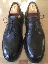 Allen Edmonds Walton Dress Shoe 10.5E Wide Black Oxford Men's USA $395 EUC