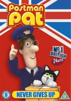 Postman Pat: Never Gives Up DVD NUOVO