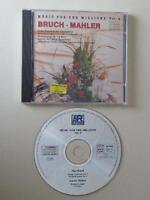 Bruch Mahler Violin Concerto Primitive Light London Liverpool Orchestras 1990 CD
