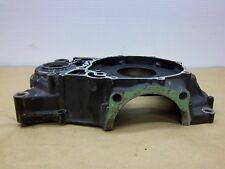 1986 Honda XR600R Left side engine motor crankcase crank case 86 XR600 XR 600 R