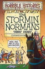 The Stormin' Normans (Horrible Histories), Deary, Terry,  Book