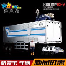 Cool Change Transformers KBB MP10v Trailer  Optimus Prime in stock