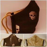 Masque lavable motif tête de mort 🇨🇵🇨🇵🇨🇵