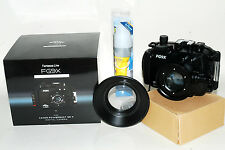 Fantasea Fg9x Custodia Sub Housing Underwater for Canon G9x