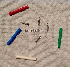 4 Cartridge Clips 4 Sleeves For TONEARM Wire Turntable Record Player