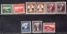 NEWFOUNDLAND CANADA 1923/4 STAMP Sc. # 131/5, 139 AND 141 MH