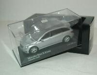 Mercedes-Benz R-Klasse W 251 - 2010 - silver metallic - Minichamps 1:43