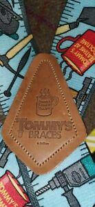 Toolman Novelty Trouser Braces  X-Style | Heavy Duty Clips tommy's braces