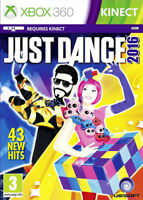 Just Dance 2016 ~ XBox 360 (in Great Condition)