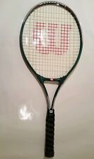 Wilson Match Point Soft Shock Tennis Racket Racquet L4 4 1/2 Titanium