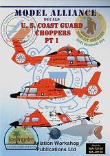 Alianza Modelo 1/48 nos guardacostas Choppers parte 1 # 48150