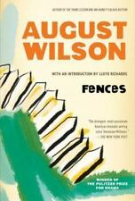 Fences by August Wilson (1986, Paperback)