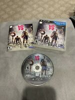London 2012 Olympics Playstation 3 PS3 Video Game Complete w/manual ! CIB
