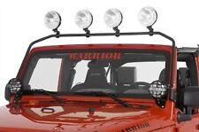 Warrior Front Safari Light Bar System 07-17 Jeep Wrangler JK & Unlimited JKU